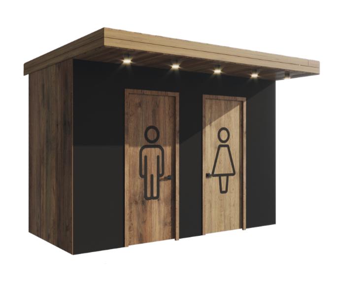 Туалет энергозависимый - ПМО-Пригород-Энергия